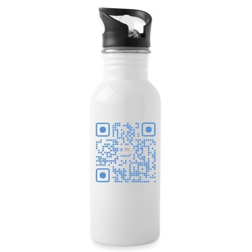 QR Maidsafe.net - Water Bottle