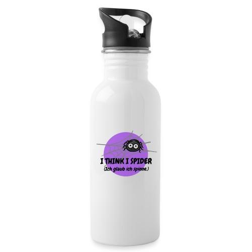 I think I spider! - Trinkflasche