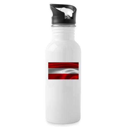 Austria I Love Austria - Trinkflasche