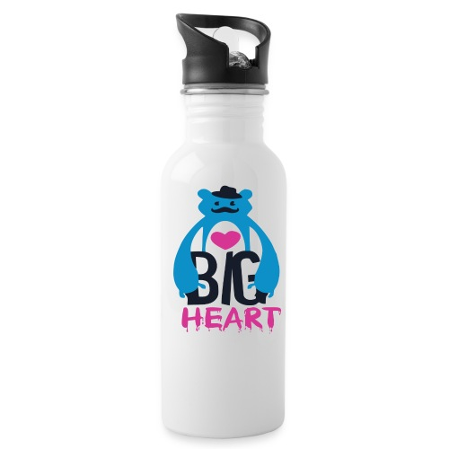 Big Heart Monster Hugs - Water Bottle
