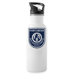 Fortunen logo - Drikkeflaske
