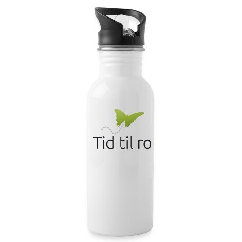 Tid til ro - Drikkeflaske