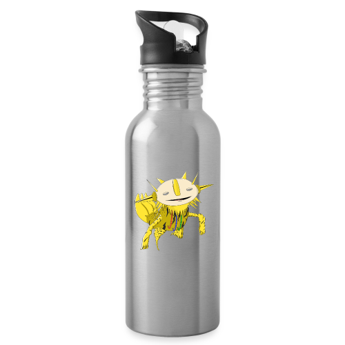 SPIKIE 80s Comic - Water Bottle