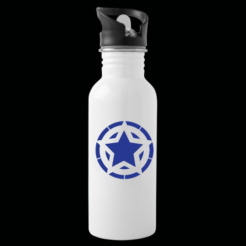 Stern Logo - Trinkflasche