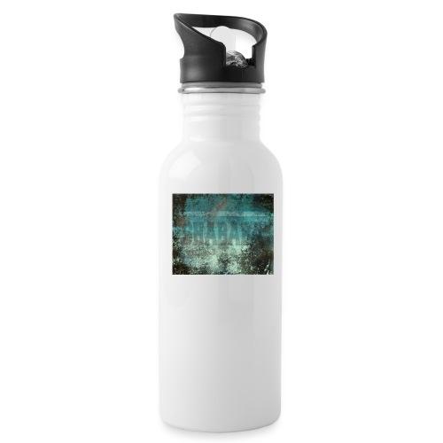 Shababa Tshirt - Drikkeflaske
