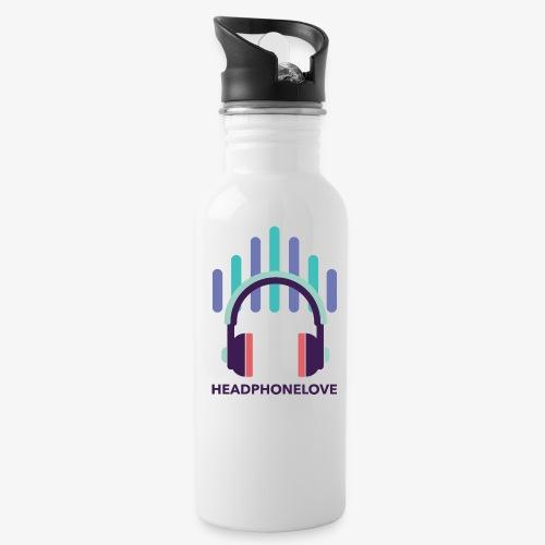 headphonelove - Trinkflasche