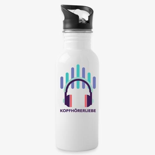 kopfhörerliebe - Trinkflasche