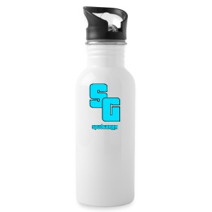 SpudGamer Logo - Water Bottle