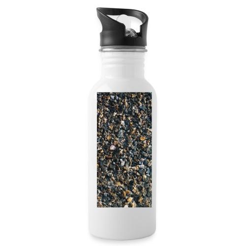 iPhone 7/8 Case elastisch Meeresgrund - Trinkflasche