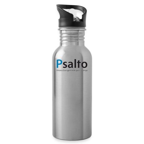 Psalto svblå KDGS rediger - Vattenflaska