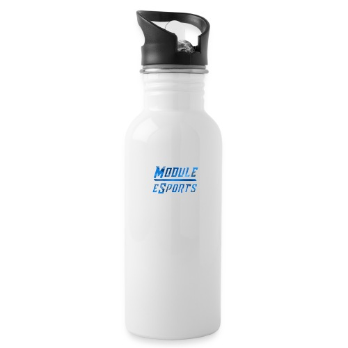 Module Text Logo - Water Bottle