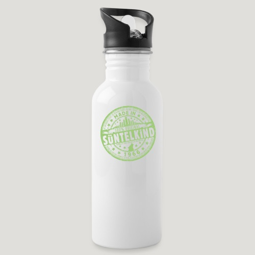 SÜNTELKIND 1966 - Das Süntel Shirt mit Süntelturm - Trinkflasche