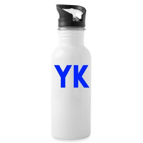 yk ontwerp png - Water Bottle