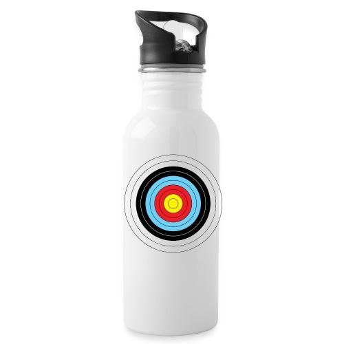 archery target new alpha - Water Bottle