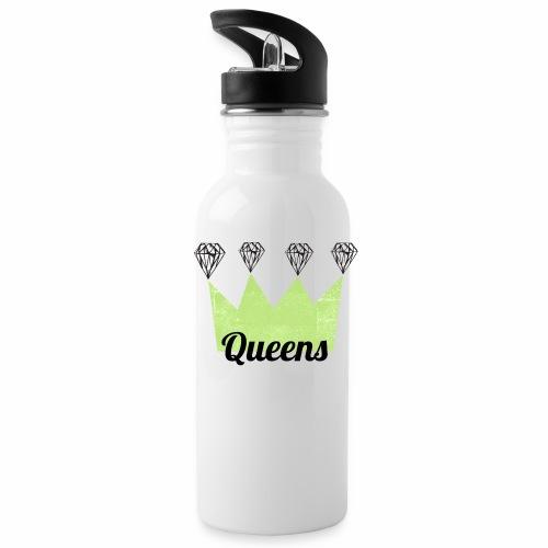 logo_queens_4_vihr_musta - Juomapullot