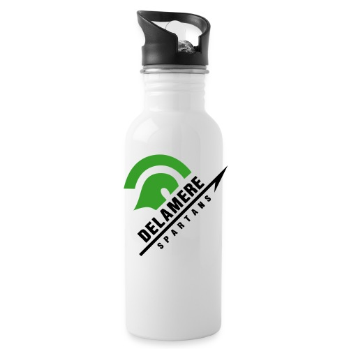 ds angle logo - Water Bottle