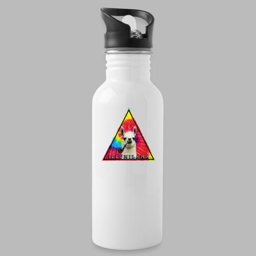 Illumilama logo T-shirt - Water Bottle