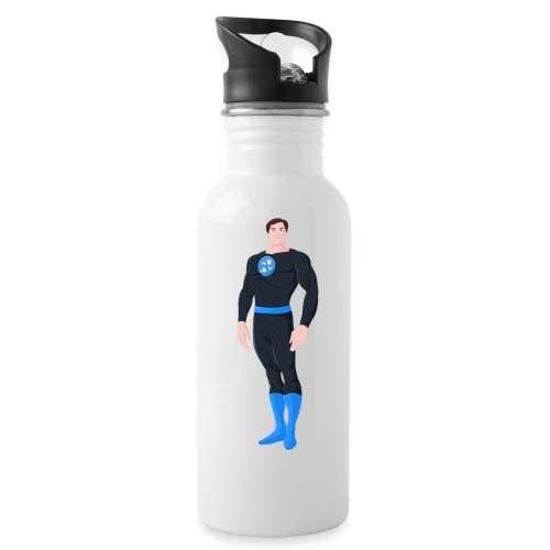 Superheld png - Trinkflasche