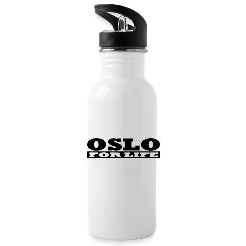 Oslo fürs Leben - Trinkflasche