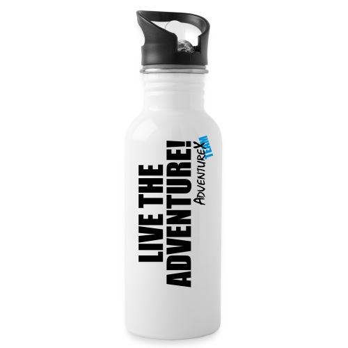 livetheadventureteam - Water Bottle