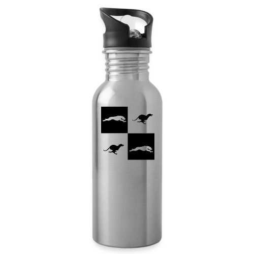 whippetsquares2 png - Water Bottle