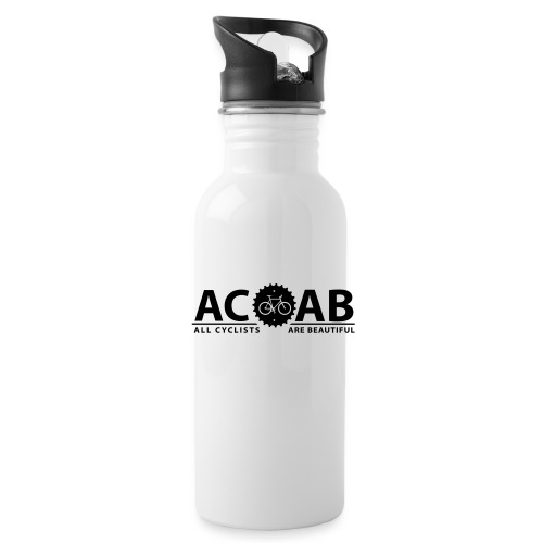ACAB All Cyclists Are Beautiful T-Shirts - Trinkflasche