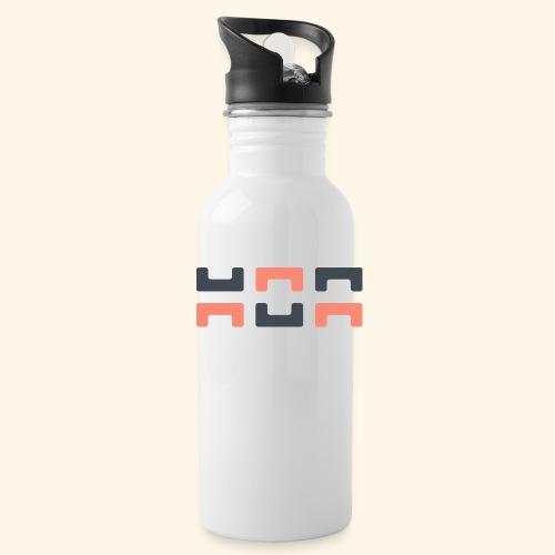 Angry elephant - Water Bottle
