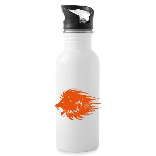 MWB Print Lion Orange - Water Bottle