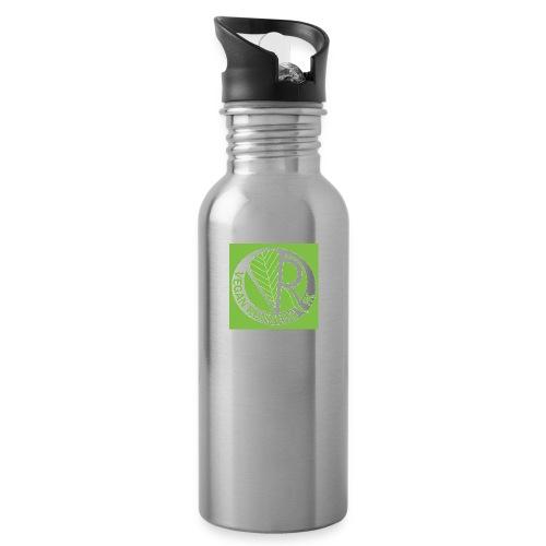 VeganRunners Logga jpg - Vattenflaska