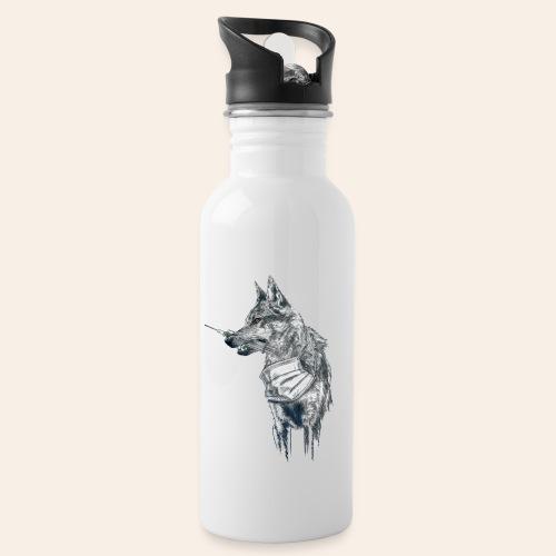 Corona Wolf - Trinkflasche