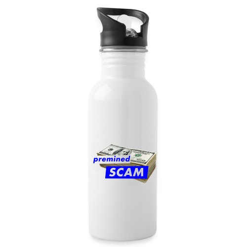 premined SCAM - Water Bottle