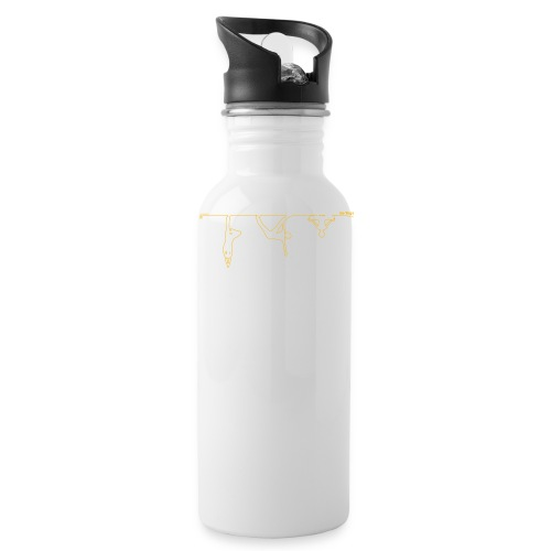 leiberl print 075mm 300 gif - Trinkflasche