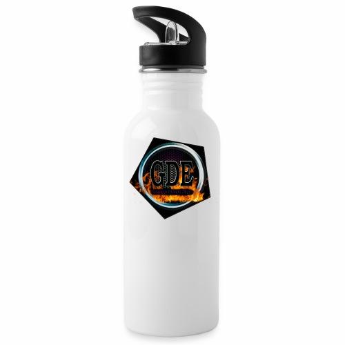 GDE Logo 4 - Trinkflasche