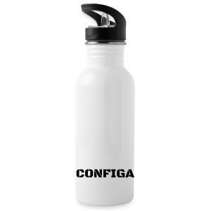 Configa Logo - Water Bottle