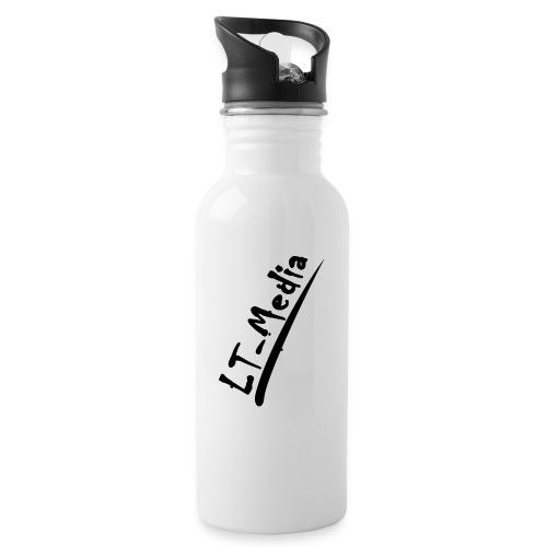 diagonal logoohnedate - Trinkflasche
