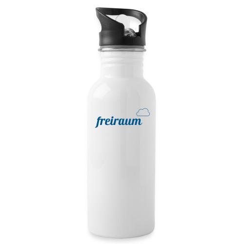 Freiraum-Logo 2014 - Trinkflasche
