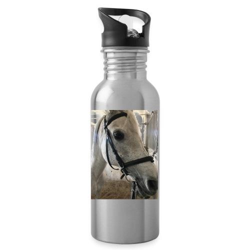 9AF36D46 95C1 4E6C 8DAC 5943A5A0879D - Drikkeflaske med integrert sugerør