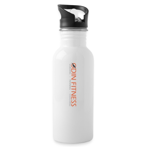 OdinFitness png - Water bottle with straw