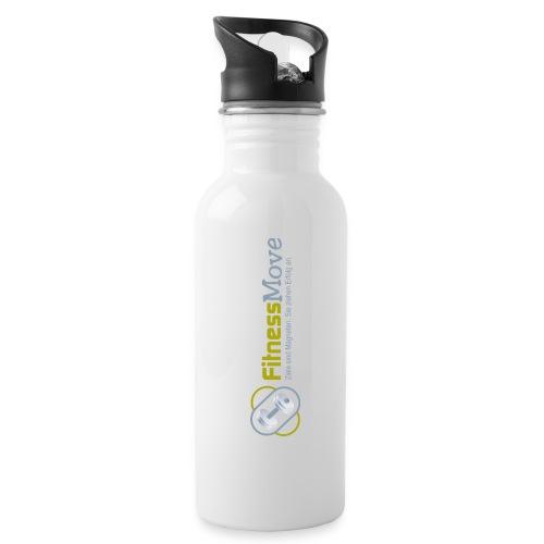 PNG transparent 5000 Pix png - Trinkflasche mit integriertem Trinkhalm