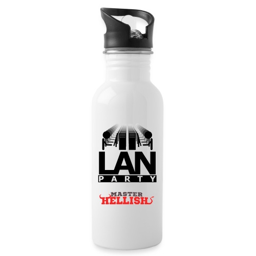 bannerV2 1wtrans png - Water bottle with straw