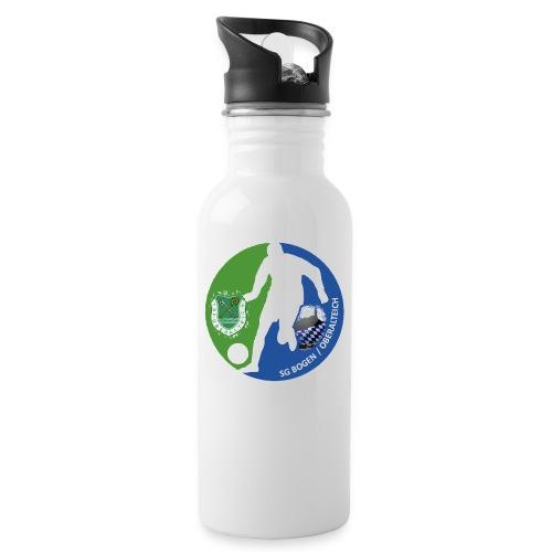 Wappen2 png - Trinkflasche mit integriertem Trinkhalm