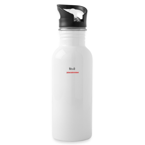 JEBBandit good sized png - Water bottle with straw