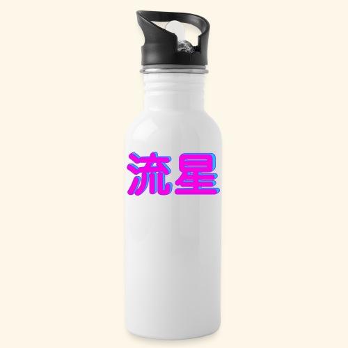 神々のかんじ - Gourde avec paille intégrée