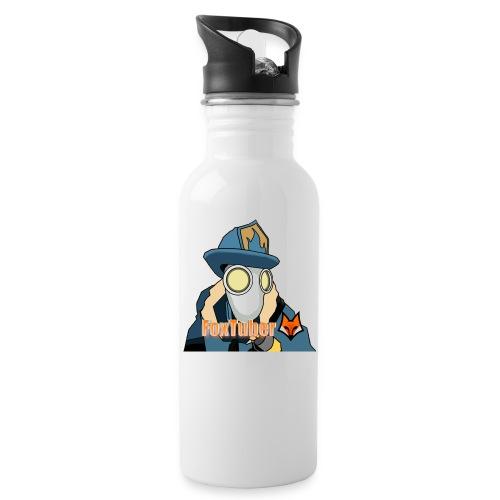pyro - Drinkfles met geïntegreerd rietje