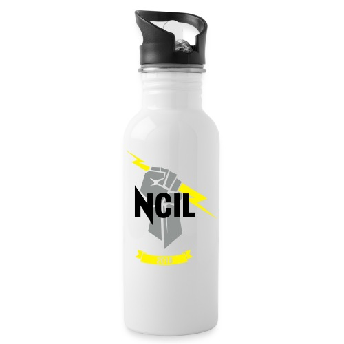 ncil tour 2018 alt - Water bottle with straw