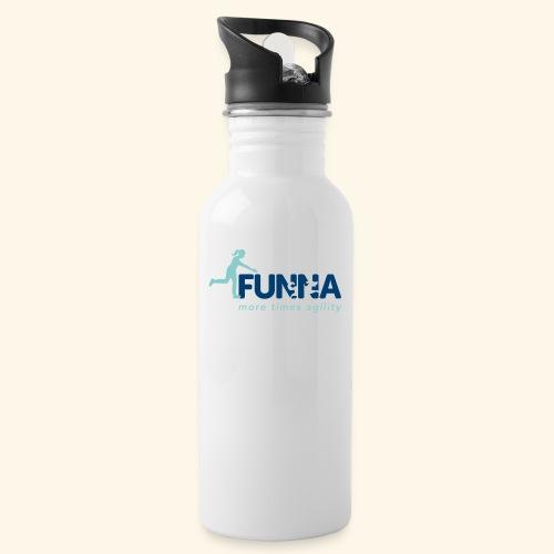 The original Funna style - Juomapullo, jossa pilli