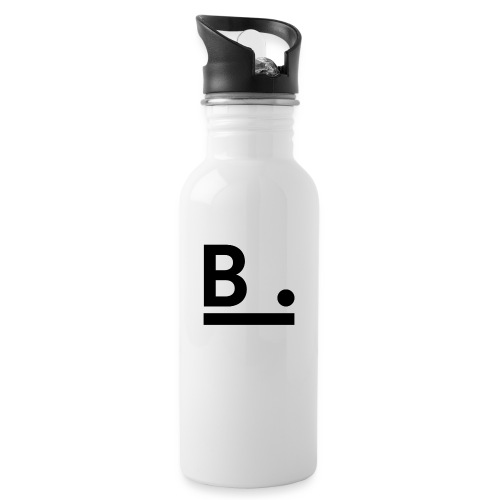 B. Light Side - Water bottle with straw
