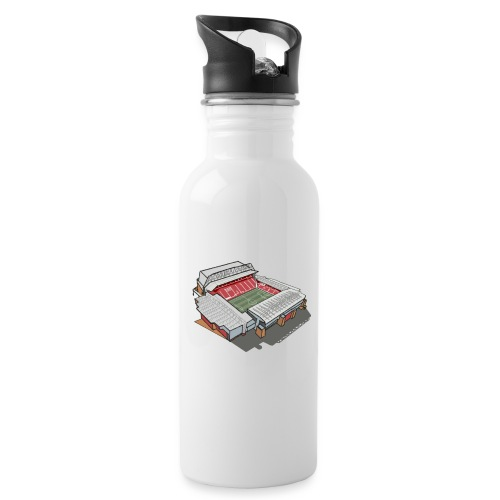 sketch1556174633853 png - Water bottle with straw