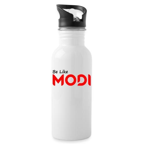 Be Like MoDi - Bidon z wbudowaną słomką