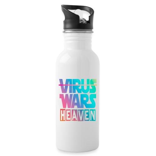 HEAVEN WARS - Gourde avec paille intégrée
